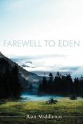 Farewell to Eden