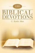 130 Biblical Devotions