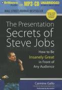The Presentation Secrets of Steve Jobs [Audio]