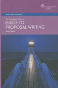 The Foundation Center's Guide to Proposal Writing
