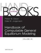 Handbook of Computable General Equilibrium Modeling