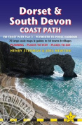 Dorset & South Devon Coast Path Trailblazer British Walking Guide to South West Coast Path