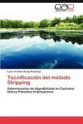 Tecnificacion del Metodo Stripping [Spanish]