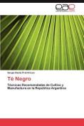 Te Negro [Spanish]