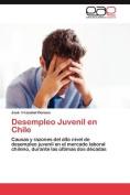 Desempleo Juvenil En Chile [Spanish]