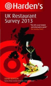 Harden's UK Restaurant Survey 2013