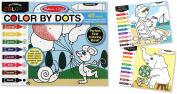 Melissa& Doug LCI4006 Color By Dot
