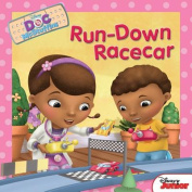 Doc McStuffins Run-Down Racecar