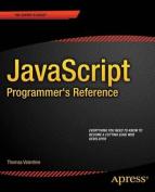 JavaScript Programmer's Reference