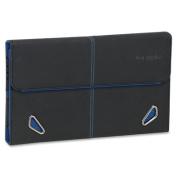 Protective Case for iPad, iPad 2/3rd Gen/4th Gen, Black/Blue