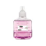 Antibacterial Plum Foam Hand Wash, 1200mL, Plum Scent, Clear Purple