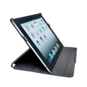 Protective Folio and Stand for iPad, Black
