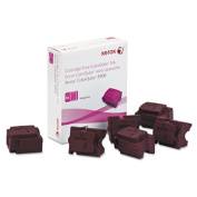 Xerox 108R01015 Ink Sticks 16900 Page-Yield Magenta 6-Box