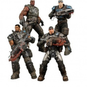 Gears of War - 7 Delta Squad Boxed Set