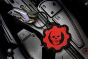Gears of War 3 - Omen Metal Key Chain