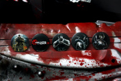 Gears of War 3 - Button Set #2 of 5