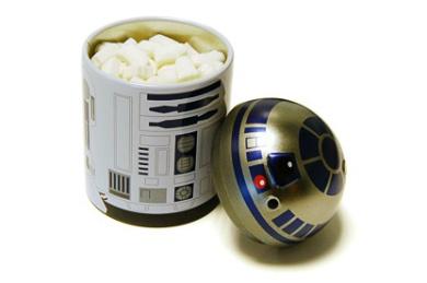 Star Wars - R2-D2 Tinned Mints