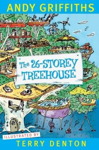 The 26-Storey Treehouse by Terry Denton.