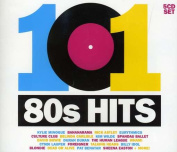 101 80's Hits 5 CD Set