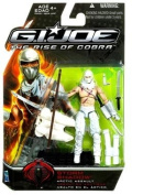 G.I. Joe Movie The Rise of Cobra Action Figure - Storm Shadow Arctic Assault