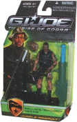 "G.I. Joe The Rise of Cobra Action Figure - Wallace ""Rripcod"" Weems JUngle Assault"