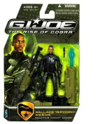 "G.I. Joe The Rise of Cobra Action Figure - Wallace ""Ripcord"" Weems Reactive Impact Armour"