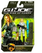 "G.I. Joe The Rise of Cobra Action Figure - Courtney ""Cover Girl"" Krieger Special Weapons Officer"