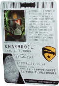 G.I. Joe The Rise of Cobra Action Figure - Charbroil Flame Thrower