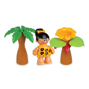 Ff Cave Girl Jungle Set