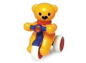 Push And Go Teddy