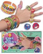 ALEX Toys Do-it-Yourself Wear Paint Ice Jewellery Kit