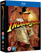 Indiana Jones - The Complete Adventure Collection [Regions 1,2,3,4] [Blu-ray]