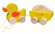 EverEarth Pull Along Duck and Egg EE30937