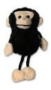 The Puppet Company - Finger Puppets - Chimp