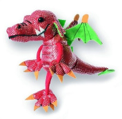 The Puppet Company - Finger Puppets - Red Dragon