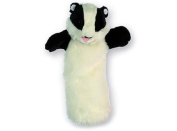 The Puppet Company Long-Sleeved Glove Puppets Badger
