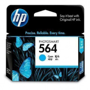 HP Ink Cartridge 564 Cyan CB318WA