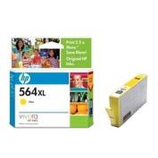 HP Ink Cartridge 564XL High capacity Yellow CB325WA
