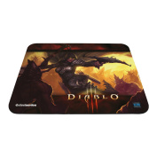 SteelSeries QcK Diablo III Demon Hunter Edition Mouse Pad