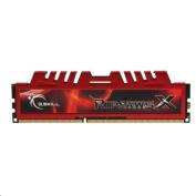 G.SKILL RipjawsX 8GB (1x8GB) DDR3 1866MHz (PC3 14900) Ultra Performance Desktop Memory 240-Pin