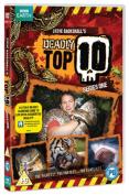 Steve Backshall's Deadly Top 10 [Region 2]