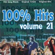 100% Hits Volume 21 - CD - feat. spice girls - kulcha - mark morrison