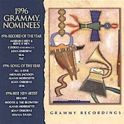 1996 Grammy Nominees - Various - CD