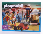 Playmobil 5136 Pirate Commander with Armoury
