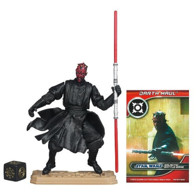 Star Wars Movie Heroes Action Figure - Darth Maul 37752