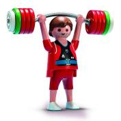 Playmobil 5199 Weightlifter