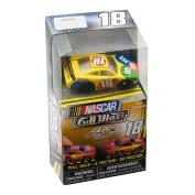 Nascar FULL BLAST Pull Back Car #18 Kyle Busch M & M's car