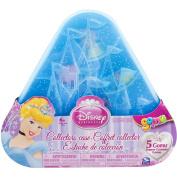Disney Princess Castle Gomu Erasers with Collector Box