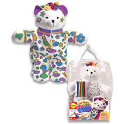 Alex Toys Color and Cuddle - Washable Bear