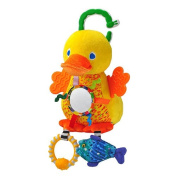 Eric Carle Plush Duck with Sound
